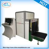 Sala de bagagem de segurança de carga do aeroporto articulada máquina de raios X