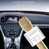 Q9 무선 마이크 Karaoke, 노래해 가정 KTV를 위한 Bluetooth 스피커와 가진 휴대용 Karaoke 마이크