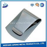 Изготовление металлического листа штемпелюя части с подгонянный подвергать механической обработке CNC