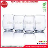 方法新製品プラスチックStemless Red Wine ガラス飲むガラス