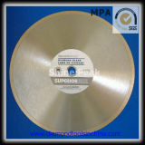 Cutting Ceramic와 Glass를 위한 Electroplated Diamond Saw Blade