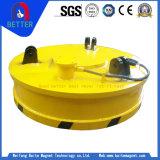 ISO утвержденного типа с высокой температурой Scrap-Transportation Электрический подъем магнит для предприятия черной металлургии и промышленности строительных материалов