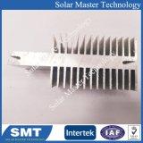 Extrusión de Aluminio 6063 6061 6082 T5 T6 Perfiles de aluminio