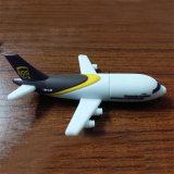 고용량 비행기 엄지 USB 드라이브