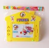 Nouveaux produits sur le marché de la Chine pour les jouets magnétiques de retrait de panneau d'écriture en plastique de gosses