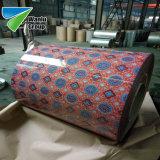 ASTM A653 Ral 9003 Цвет карты с полимерным покрытием Prepainted стали катушки зажигания