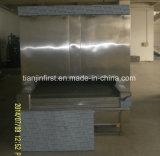 Túnel de congelador rápido/Congelação bolinhos de fábrica de marisco