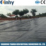 Hohes Dehnung Waterptoofing 1.0mm glattes HDPE Geomembrane