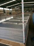 Доска PVC твердая 1-50mm толщиной, плотность 1.50/1.60g/cm3