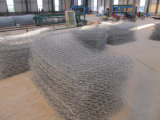 Hexagonale Gabion Mesh (de norm van ISO 20 jaar fabrieks)