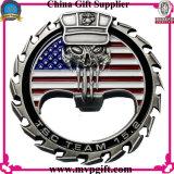 A annoncé la pièce de monnaie militaire pour le cadeau de pièce de monnaie d'enjeu