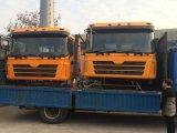 Профессиональный китайский агрегат F2000 кабины Delong тяжелой тележки