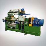 標準的な混合機が付いている自動ゴム製混合製造所機械2ロールミキサー