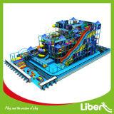 Мягкий Large-Scaled крытый детская площадка с Вэньчжоу заводской сборки