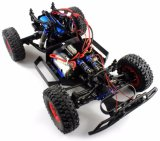 31212423-2.4GHz buggy de escalada con luz LED brillante