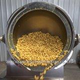 Volle S/S 304 Gut-Qualitätselektrische Popcorn-Maschine für alles Aroma-Karamell-Schokoladen-Buttersalz-Frucht-Aroma