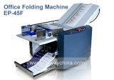 Boway automatisches Papierblatt-Faltblatt-faltende und faltende Maschine des Büro-A3 A4 B7 B6