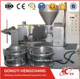 precio de fábrica pequeña automático de la prensa de aceite mecánica en caliente y fría
