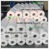 Blanc haute UV-ensilage stable enrouler le film le fourrage pour animaux de l'emballage