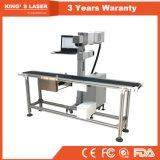 Лазерный принтер 30W 60W 100W СО2 печатной машины Barcode Кодего Qr