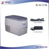 Portable réfrigérateur congélateur, d'insuline/vaccin/transport frigo, un réfrigérateur avec congélateur AC/DC/voiture Reefer
