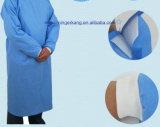 Wegwerfnicht gesponnenes Lokalisierungs-Kleid für Krankenhaus