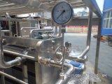Sterilisator van het Pasteurisatieapparaat van de Plaat van de olie de Ononderbroken