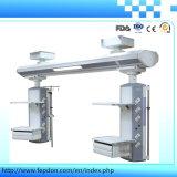 De Legering van het Aluminium van het plafond motoriseerde Chirurgische Tegenhanger ICU (hfp-E+E)