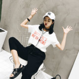 Fábrica china caliente - Venta de manga corta personalizada nueva camiseta