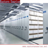 Masse mobile étagère compact commercial dense rayonnages mobiles