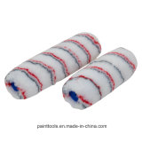 Tas de 18mm Ligne Red-Gray capot du rouleau de polyester