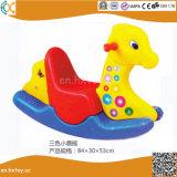 3 цветов детей пластиковые Rocking Horse