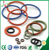 Резиновые желтый/зеленый и коричневый/уплотнительное кольцо черного цвета для герметизации