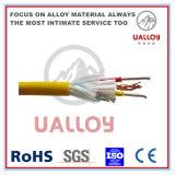 Cable aislado de tipo termopar tipo Kapton