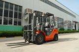 De Vorkheftruck 3.5ton van LPG Gaslline van de Apparatuur van de Behandeling van de container met Ce