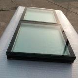 10mm+19A+10mmの省エネの平らで明確な空の強くされたガラス