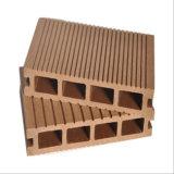 Plancher en gros de l'usine WPC pour la construction de bâtiments
