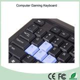 Клавиатура равнины компьютера печатание лазера сертификата RoHS CE (KB-1801)