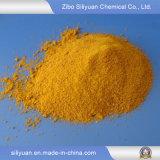 El polvo de color amarillo claro Polyaluminum Chloride (PAC) de productos químicos para tratamiento de agua