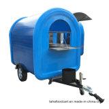 Praktische kommerzielle mobile Eiscreme-Nahrungsmittelkarre