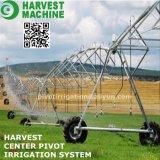 Sistema de centro linear del equipo de la irrigación de la granja del pivote de la serie de Dyp del valle