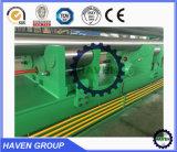 W11S-25X2500 prensa de batir del universal tres de los rodillos de la placa hidráulica de la hoja