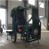 農業の機械装置を処理する豆の農場のシード