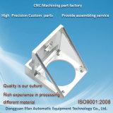 予備品がとの陽極酸化するAluminum6063精密CNCのフライス盤をカスタマイズしなさい