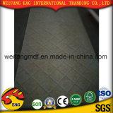 Feuille de marbre de PVC de qualité pour la décoration