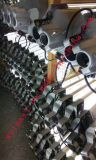 réverbère 12W, batterie au lithium, maison ou extérieur solaire Using la lampe solaire, lumière extérieure de jardin