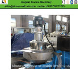 粒状化の機械装置かペレタイザーをリサイクルするPP/PE/Pet/PMMAの不用なプラスチック