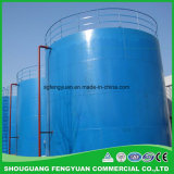 El sólido 100 contiene altas capas elásticos de la azotea de la piscina de Polyurea