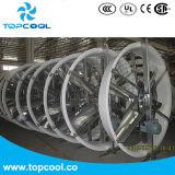 """Ventilador 72 do painel da ventilação do vidro de fibra da eficiência elevada """" para rebanhos animais ou aplicação da indústria"""