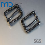 Pin freddo Belt Buckles con Iron Wire Ring Decorations